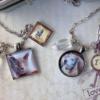 Pet Memorial Cremation Pendant Necklace 2
