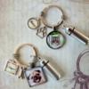 Pet Memorial Cremation Key Ring 2