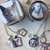 Pet Memorial Cremation Pendant Necklace 3