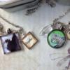 Pet Memorial Cremation Pendant Necklace 4