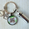 Pet Memorial Cremation Key Ring 4
