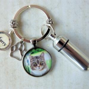 Pet Memorial Cremation Key Ring 13