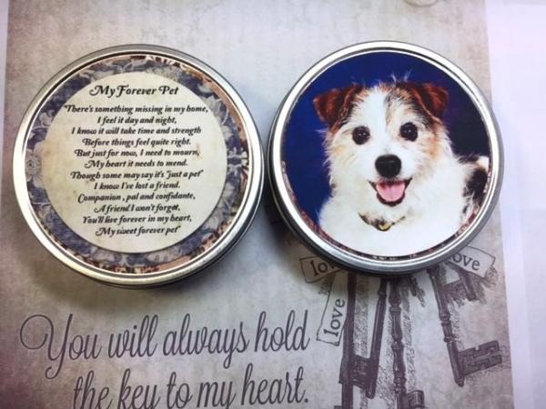 Pet Loss Cremation Bracelet 1